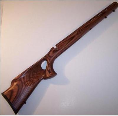 Crosse a trou de pouce remington 700 action courte BDL