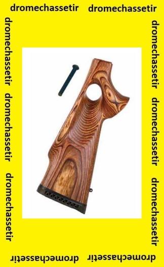 Crosse a trou de Pouce en lamellé collé pour Carabine Remington 7400 semi automatique