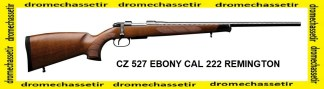 Carabine CZ 527 Exclusive Ebony