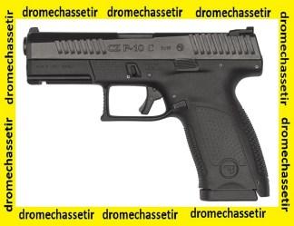 Pistolet semi automatique CZ P10C