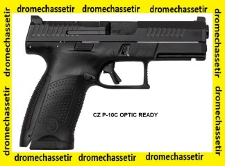 Pistolet CZ P-10C Optic Ready