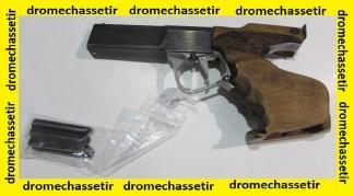 Pistolet semi automatique Unique DES 823 U vitesse olympique