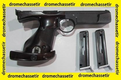 Pistolet semi automatique Unique DES vitesse olympique