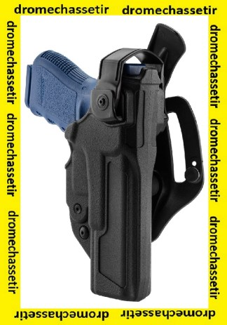 Holster 2 Fast Extreme pour pistolet glock 17 et 19 RADAR