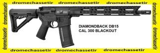 Carabine Diamondback DB15