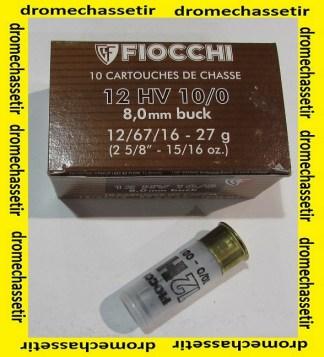 boite 10 cartouches Fiocchi