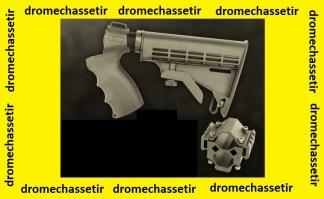 kit poignet et crosse pour mossberg 500