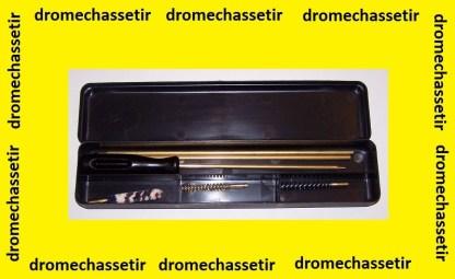 Kit de nettoyage pour armes longues calibre 7