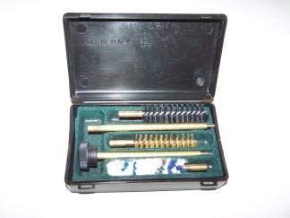 Kit de nettoyage pour armes de poing en calibre 44 et 45