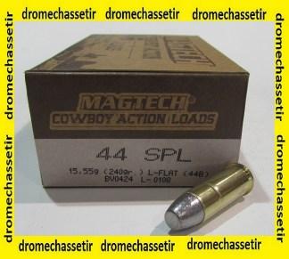 boite de 50 cartouches Magtech cal 44 special