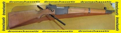 fusil Mas 36 monomatricule calibre 7