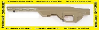 chassis aluminium MDT LSS 22 pour Savage MK II
