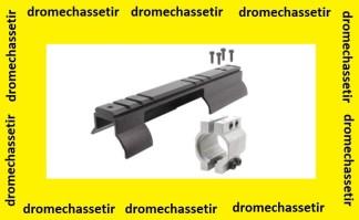 Montage weaver pour Mauser 98 sans percage
