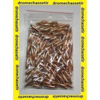 lot 100 ogives PARTIZAN cal 30 (308) 175 grains