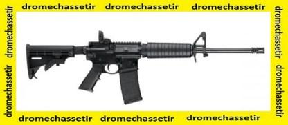 fusil d'assaut Smith & Wesson MP15