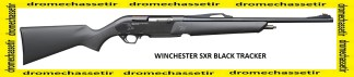 Carabine Winchester SXR Black Tracker fluted