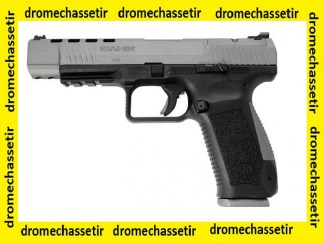 pistolet Canik TP-9 SFX Tungsten cal 9 Para avec malette et holster