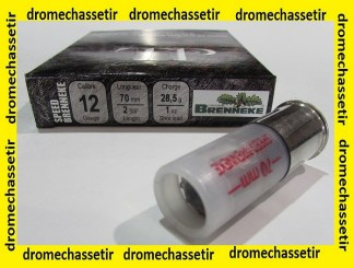 boite de 10 cartouches Tunet Speed Brenneke 28