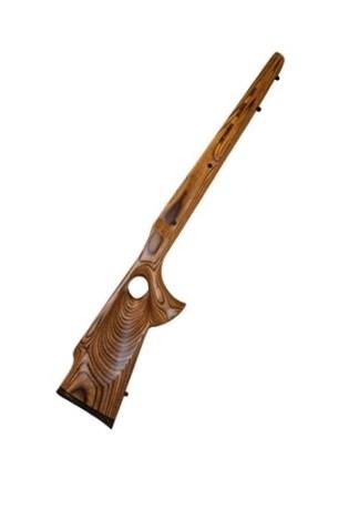 Crosse a trou de pouce Winchester 70 action courte