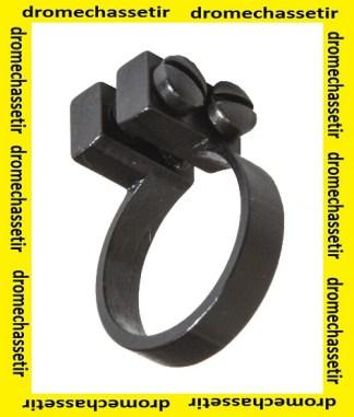 anneau de renfort et de blocage diametre 19mm, pour lunette Malcolm, ref TLC