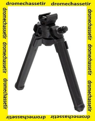 bipied Magpul a fixation picatinny, 16cm a 26cm de hauteur, noir, MPL-MAG941 blk