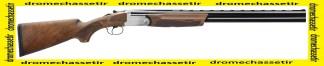Fusil superpose Franchi Feeling Ergal, ejecteur, cal 12/76 canon 71cm