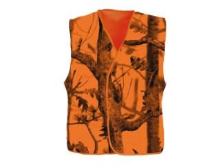 Gilets, vêtement de chasse
