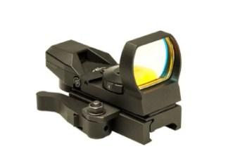 Optiques (lunettes, red dots)