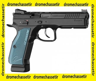 Pistolet semi automatique CZ Shadow 2 OPTICS READY, 9x19, avec malette