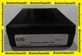 Jeux d'outils CH4D de rechargement en calibre 44 Henry Center Fire