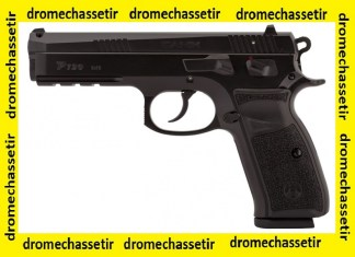 Pistolet canik P120 cal 9x19 noir