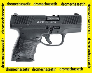 PISTOLET WALTHER PPS M2 CAL 9X19, 6/7/8 COUPS