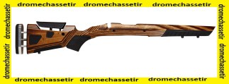 Crosse AT-ONE pour CZ 457 Varmint, bois naturel
