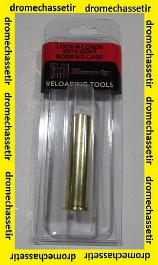 Douille Hornady Modifiee pour Jauge OAL, cal 45/70 Governement, A4570