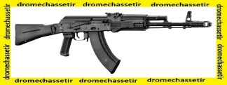 CARABINE IZHMASH KALASHNIKOV SAIGA MK-103 CALIBRE 7,62X39