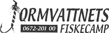 Logga Jormvattnets Fiskecamp