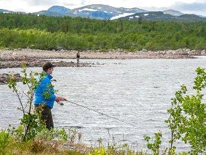 Lill-Stensjön inom Rörvattnet-Skogsjö fvo