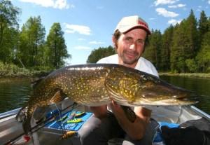 Foto Pavel Patocka och Radek Divis. Rörströmsälvens Natur & Fiske Upplevelse