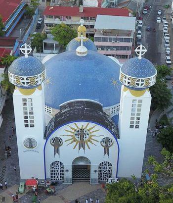 Antigua Catedral de Acapulco