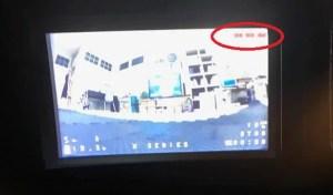 BetaFPV 85X HDの録画開始確認方法