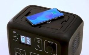 PowerArQのワイヤレス充電