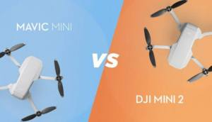 DJI Mini2 vs Mavic Mini