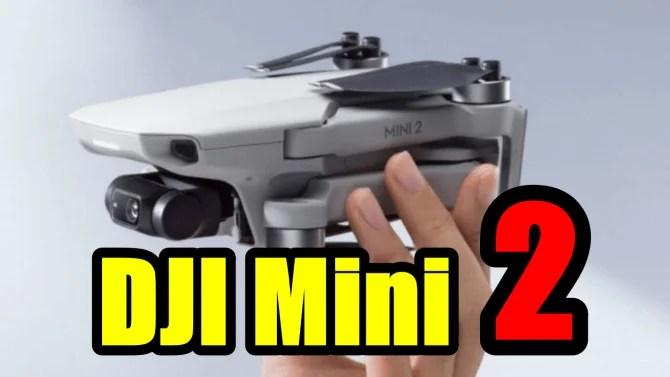 DJI Mini 2比較レビュー