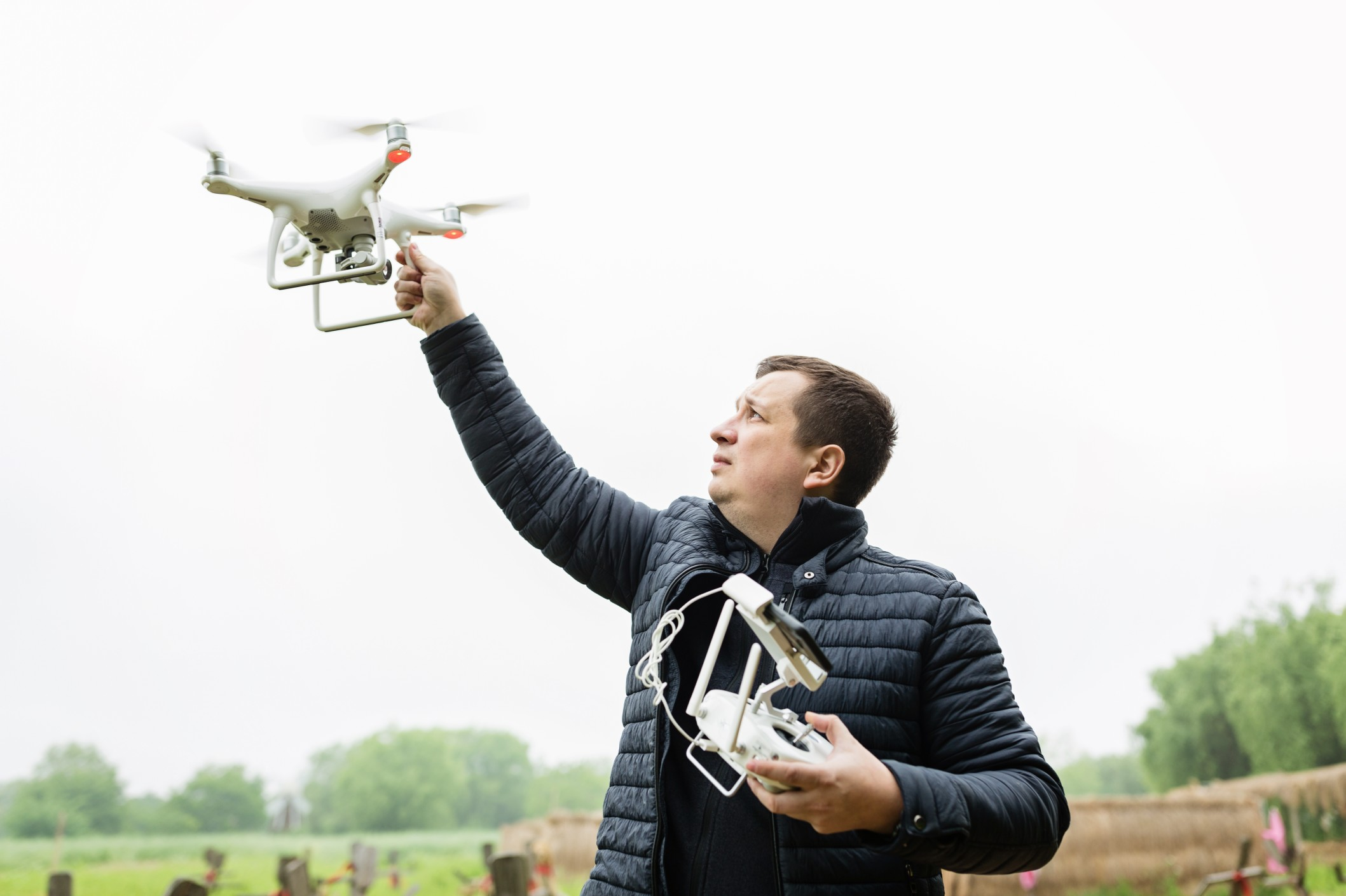About Drone Videography