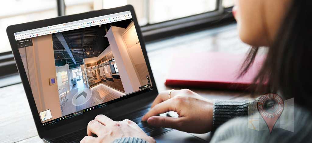 Place 360 ° Virtual Tour on your Websites