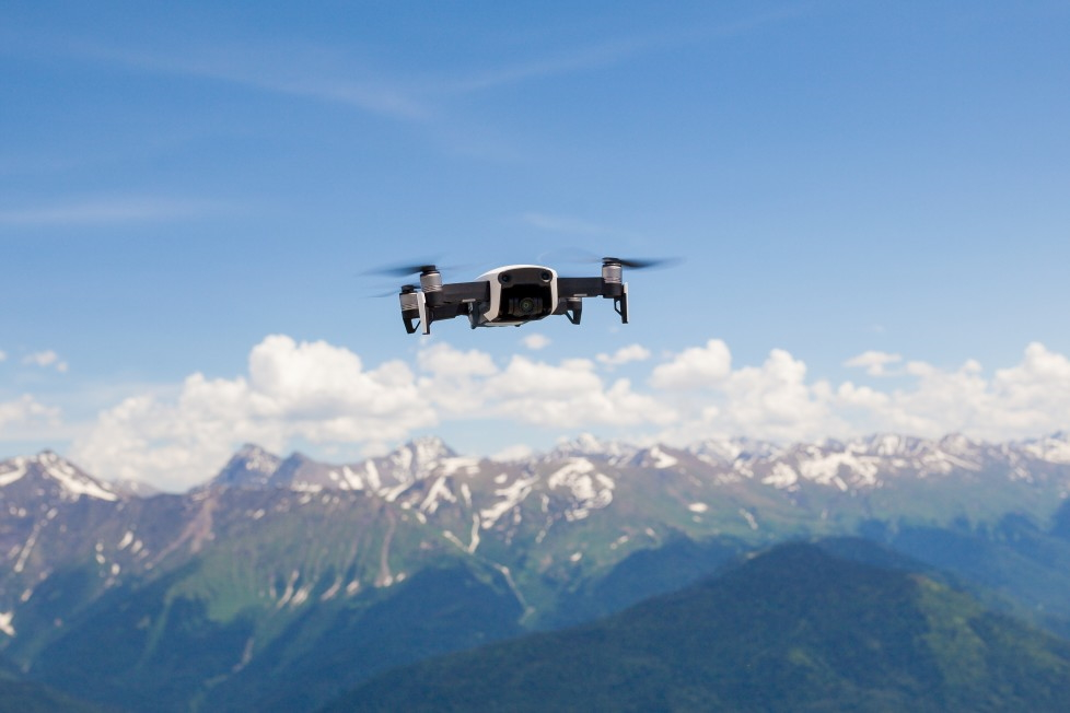 SAFETY- DRONES FOR AERIAL SHOTS AND VIDEO SURVEILLANCE