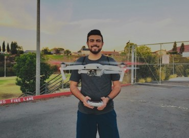 UK Drone Services, Aerial Inspections new