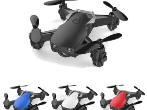 drone-zoom E61/E61hw Mini Drone With/Without HD Camera Hight Hold Mode RC Quadcopter RTF WiFi FPV Foldable Helicopter