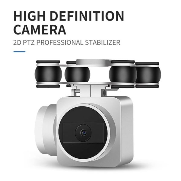 drone-zoom-Wide-angle WIFI Camera SH5HD RC Quadcopter 2MP Camera Drone Accessories with Shockproof Board