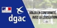 Législation drone DGAC